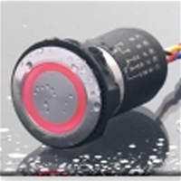 Waterproof control switch